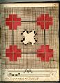 View George Lauck's Manuscript Weave Pattern Book; Pennsylvania, 1805-1829 digital asset number 20