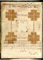 View George Lauck's Manuscript Weave Pattern Book; Pennsylvania, 1805-1829 digital asset number 21