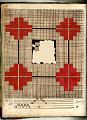 View George Lauck's Manuscript Weave Pattern Book; Pennsylvania, 1805-1829 digital asset number 23