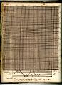 View George Lauck's Manuscript Weave Pattern Book; Pennsylvania, 1805-1829 digital asset number 31
