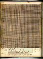View George Lauck's Manuscript Weave Pattern Book; Pennsylvania, 1805-1829 digital asset number 35