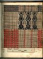 View George Lauck's Manuscript Weave Pattern Book; Pennsylvania, 1805-1829 digital asset number 40