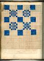 View George Lauck's Manuscript Weave Pattern Book; Pennsylvania, 1805-1829 digital asset number 41
