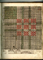 View George Lauck's Manuscript Weave Pattern Book; Pennsylvania, 1805-1829 digital asset number 48