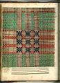 View George Lauck's Manuscript Weave Pattern Book; Pennsylvania, 1805-1829 digital asset number 51