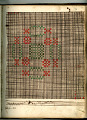View George Lauck's Manuscript Weave Pattern Book; Pennsylvania, 1805-1829 digital asset number 52