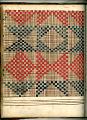View George Lauck's Manuscript Weave Pattern Book; Pennsylvania, 1805-1829 digital asset number 59