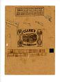 View George Lauck's Manuscript Weave Pattern Book; Pennsylvania, 1805-1829 digital asset number 60