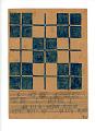View George Lauck's Manuscript Weave Pattern Book; Pennsylvania, 1805-1829 digital asset number 61