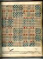 View George Lauck's Manuscript Weave Pattern Book; Pennsylvania, 1805-1829 digital asset number 62