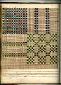 View George Lauck's Manuscript Weave Pattern Book; Pennsylvania, 1805-1829 digital asset number 65