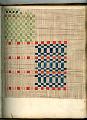 View George Lauck's Manuscript Weave Pattern Book; Pennsylvania, 1805-1829 digital asset number 68