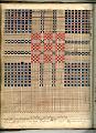 View George Lauck's Manuscript Weave Pattern Book; Pennsylvania, 1805-1829 digital asset number 71