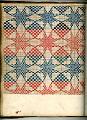 View George Lauck's Manuscript Weave Pattern Book; Pennsylvania, 1805-1829 digital asset number 75