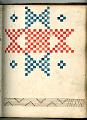 View George Lauck's Manuscript Weave Pattern Book; Pennsylvania, 1805-1829 digital asset number 76