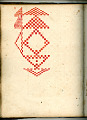 View George Lauck's Manuscript Weave Pattern Book; Pennsylvania, 1805-1829 digital asset number 79