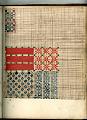 View George Lauck's Manuscript Weave Pattern Book; Pennsylvania, 1805-1829 digital asset number 80