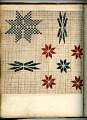 View George Lauck's Manuscript Weave Pattern Book; Pennsylvania, 1805-1829 digital asset number 85