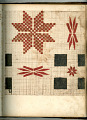 View George Lauck's Manuscript Weave Pattern Book; Pennsylvania, 1805-1829 digital asset number 88
