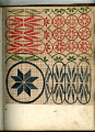 View George Lauck's Manuscript Weave Pattern Book; Pennsylvania, 1805-1829 digital asset number 98