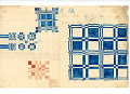 View George Lauck's Manuscript Weave Pattern Book; Pennsylvania, 1805-1829 digital asset number 100