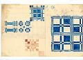 View George Lauck's Manuscript Weave Pattern Book; Pennsylvania, 1805-1829 digital asset number 101