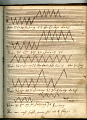 View George Lauck's Manuscript Weave Pattern Book; Pennsylvania, 1805-1829 digital asset number 106