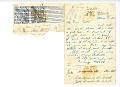 View George Lauck's Manuscript Weave Pattern Book; Pennsylvania, 1805-1829 digital asset number 110