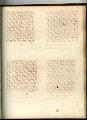 View George Lauck's Manuscript Weave Pattern Book; Pennsylvania, 1805-1829 digital asset number 132