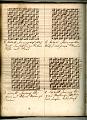 View George Lauck's Manuscript Weave Pattern Book; Pennsylvania, 1805-1829 digital asset number 133