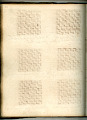 View George Lauck's Manuscript Weave Pattern Book; Pennsylvania, 1805-1829 digital asset number 135