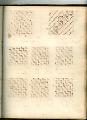 View George Lauck's Manuscript Weave Pattern Book; Pennsylvania, 1805-1829 digital asset number 136