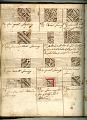 View George Lauck's Manuscript Weave Pattern Book; Pennsylvania, 1805-1829 digital asset number 145