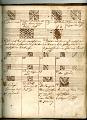 View George Lauck's Manuscript Weave Pattern Book; Pennsylvania, 1805-1829 digital asset number 146