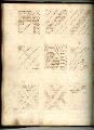 View George Lauck's Manuscript Weave Pattern Book; Pennsylvania, 1805-1829 digital asset number 151