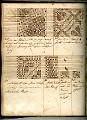 View George Lauck's Manuscript Weave Pattern Book; Pennsylvania, 1805-1829 digital asset number 153