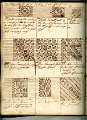 View George Lauck's Manuscript Weave Pattern Book; Pennsylvania, 1805-1829 digital asset number 157