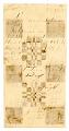 View George Lauck's Manuscript Weave Pattern Book; Pennsylvania, 1805-1829 digital asset number 171