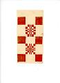 View George Lauck's Manuscript Weave Pattern Book; Pennsylvania, 1805-1829 digital asset number 172