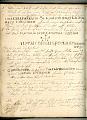 View George Lauck's Manuscript Weave Pattern Book; Pennsylvania, 1805-1829 digital asset number 190