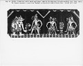 "View Javanese pictorial batik, ""Wayang"" scene; Sie King Goan (factory); 1927 digital asset number 0"