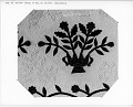 View 1850 - 1854 Mary C. Pickering's Applique Quilt digital asset number 9