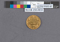 View 1 Ducat, Bern, Switzerland, 1788 digital asset: before treatment