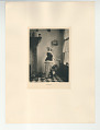 View Photographs from Life in Old Dutch Costume digital asset: Portfolio; photogravure, The Convalescent