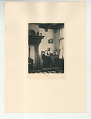 View Photographs from Life in Old Dutch Costume digital asset: Portfolio; photogravure, Good News