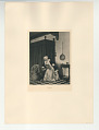 View Photographs from Life in Old Dutch Costume digital asset: Portfolio; photogravure, Mother's Joy