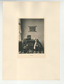 View Photographs from Life in Old Dutch Costume digital asset: Portfolio; photogravure, The Cradle