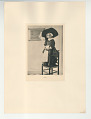 View Photographs from Life in Old Dutch Costume digital asset: Portfolio; photogravure, Good Friends