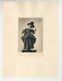 View Photographs from Life in Old Dutch Costume digital asset: Portfolio; photogravure, Pauline