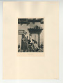 View Photographs from Life in Old Dutch Costume digital asset: Portfolio; photogravure, The Message
